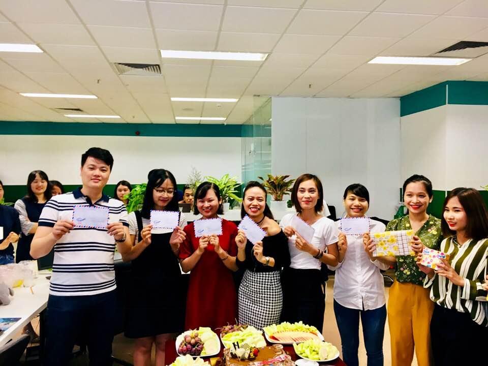 tiệc mừng sinh nhật Công ty Medinet 3