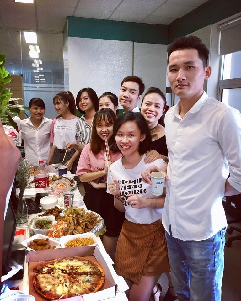 tiệc mừng sinh nhật Công ty Medinet 4