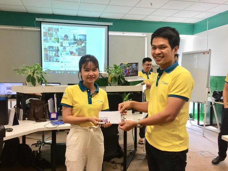 Nguyễn Thị Hiên - Cô gái chiến thắng cuộc thi ảnh 20-10